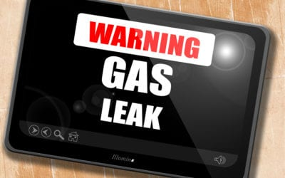 This Is How to Tell If You Have a Gas Leak in Your Home