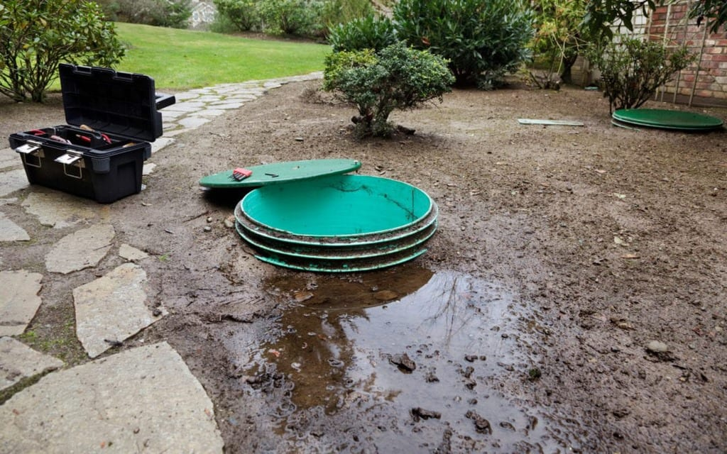 Septic Tank and French Drain Cleaning - Savvy Plumbing